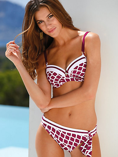 Opera - Underwired bikini with soft cups