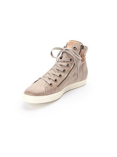 Ankle-high sneakers Paul Green beige Paul Green czSAAp