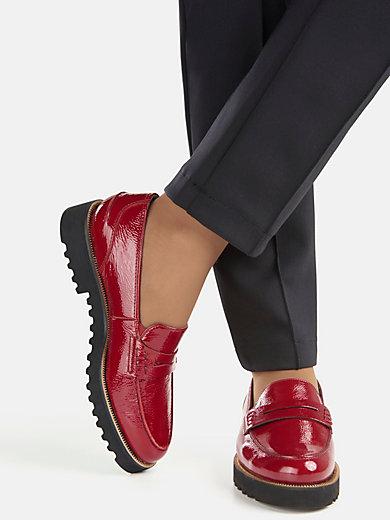 Paul Green - Kurz-Stiefelette aus 100% Leder