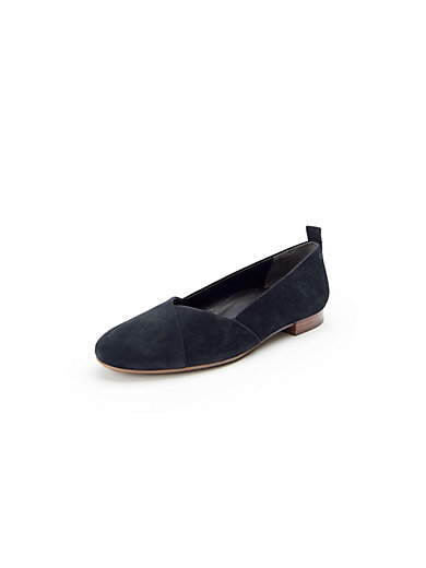 Paul Green Les ballerines en cuir nubuck