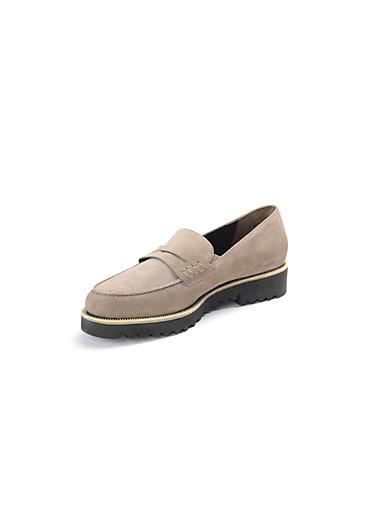Paul Green - Les mocassins en cuir velours