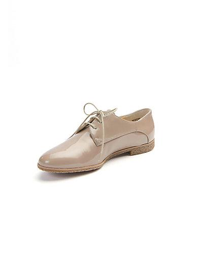 Paul Green - Schnür-Schuh aus feinstem Lackleder