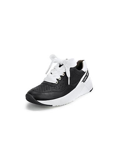 buy online 593e2 ce377 Sneaker mit Wording im Fersenbereich