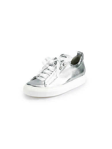 Green Paul Sneaker Paul Green Metallic Grau v8nPyNm0wO