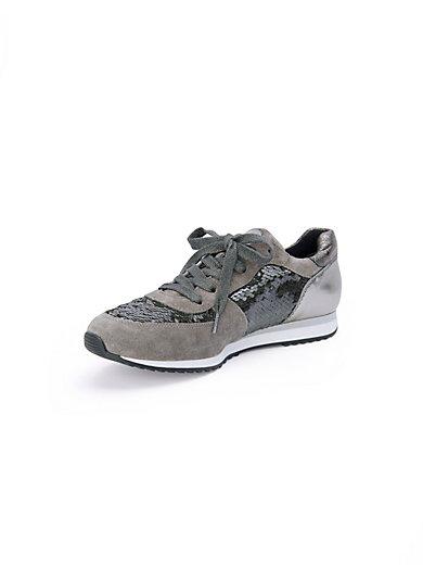 Paul Green - Sneakers met decoratieve pailletten