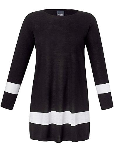 Persona by Marina Rinaldi - Long-Pullover inklusive Loop-Schal