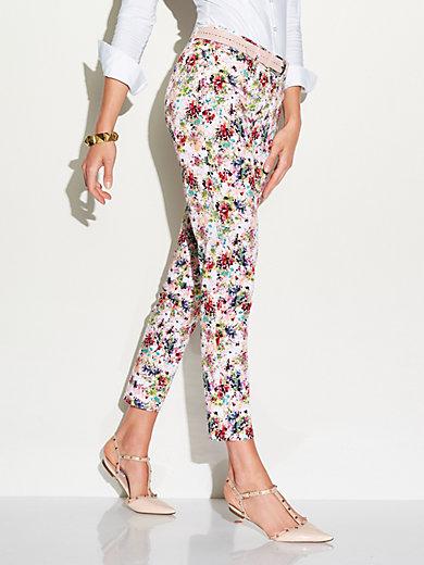 Peter Hahn - 7/8-length trousers - BARBARA fit