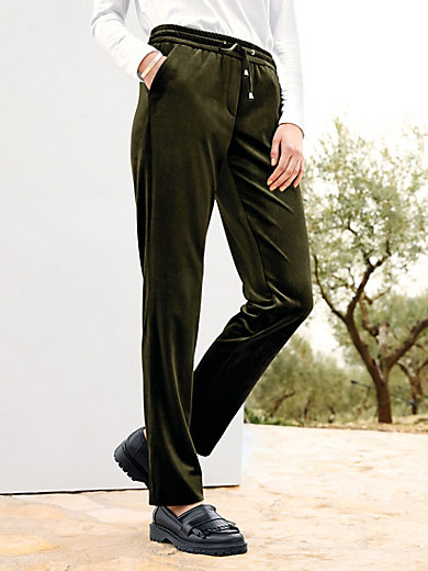 Peter Hahn - Ankellange jog-pants