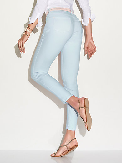 Peter Hahn - Ankle-length trousers - BARBARA fit
