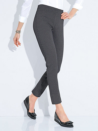 Ankle-length trousers Peter Hahn black Peter Hahn LRGocT