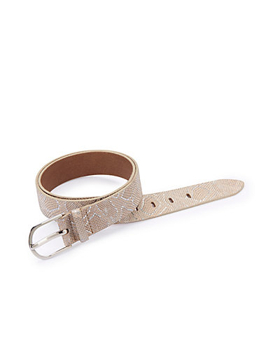 Belt Peter Hahn beige Peter Hahn v9EIoxLk