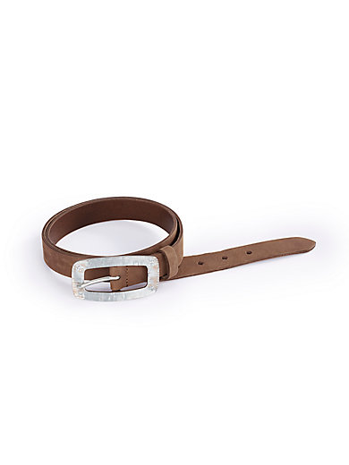 Peter Hahn - Belt in 100% leather