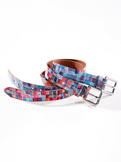 Peter Hahn Ceinture Multicolore Peter Hahn oss8RDr