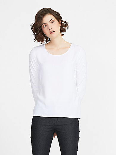 Peter Hahn - Blusen-Shirt mit 1/1-Arm