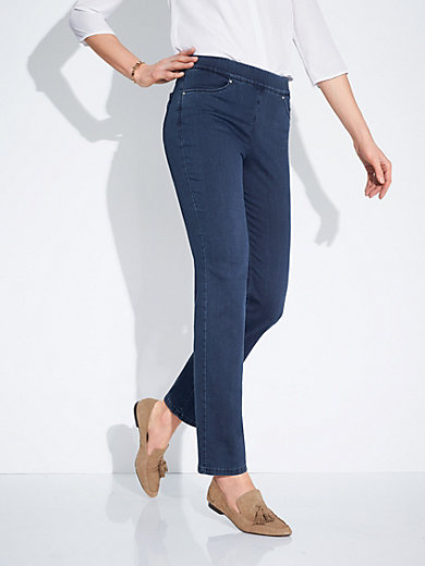 Peter Hahn - Body-Shape Schlupf-Jeans - Passform BARBARA