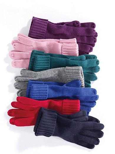 Peter Hahn Cashmere - Gloves in 100% cashmere