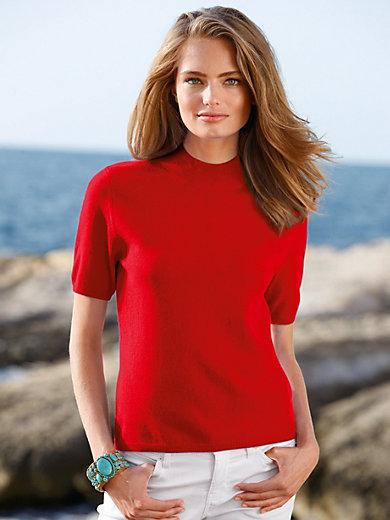 Peter Hahn Cashmere - Jumper in Pure cashmere in premium quality design