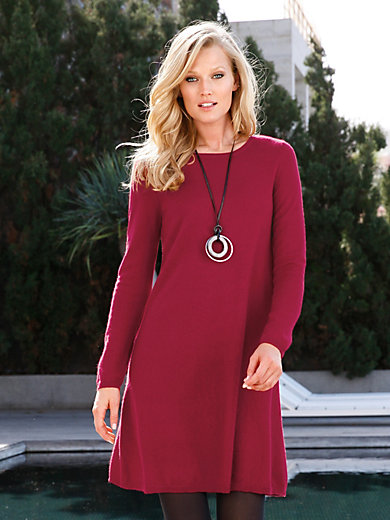 Knitted dress in 100% cashmere Peter Hahn Cashmere red Peter Hahn Free Shipping Footlocker Pictures Cheap Sale View Hot Sale Online Top-Rated Free Shipping Looking For umCLPV2pr