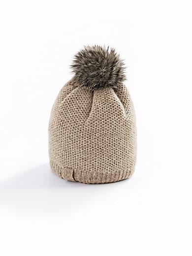 Peter Hahn Cashmere - Le bonnet en cachemire
