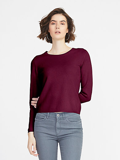 Peter Hahn Cashmere - Le pull 100 % cachemire
