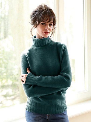 Peter Hahn Cashmere - Pullover aus 100% Kaschmir Modell BERNADETTE