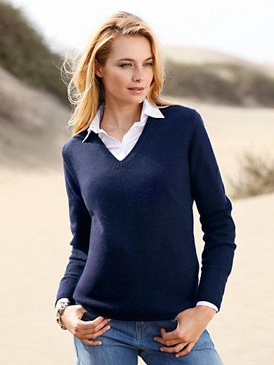Peter Hahn Cashmere - Pullover aus 100% Kaschmir Modell Viktoria