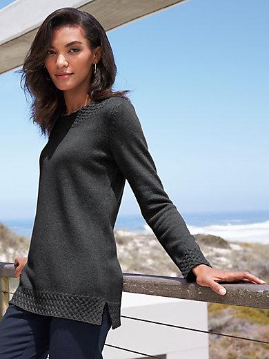 Peter Hahn Cashmere - Pullover aus 100% PREMIUM Kaschmir