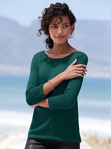 Peter Hahn Cashmere - Pullover aus 100% PREMIUM Kaschmir Modell Bonny