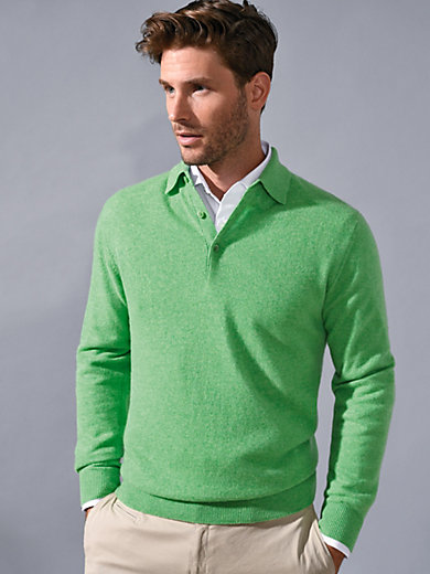 """Peter Hahn Cashmere - Pullover Modell """"PAUL"""" aus 100% Kaschmir"""
