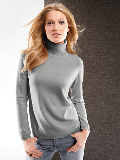 Peter Hahn Cashmere - Rollkragen-Pullover aus 100% Kaschmir Modell ROMY