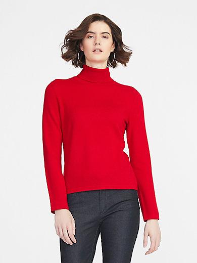 Peter Hahn Cashmere - Rollkragen-Pullover aus 100% PREMIUM Kaschmir Mode