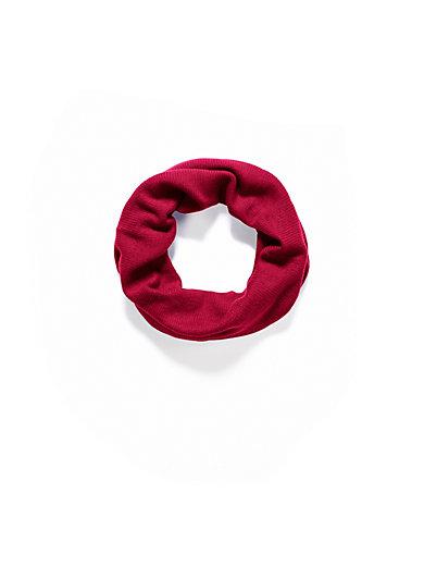Peter Hahn Cashmere - Ronde sjaal van 100% kasjmier