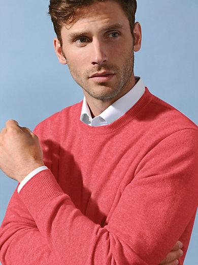 Peter Hahn Cashmere - Rundhals-Pullover aus 100% Kaschmir Modell Ralph