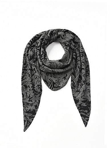 Peter Hahn Cashmere - Sjaal van 100% kasjmier
