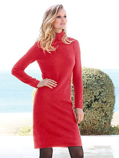 Peter Hahn Cashmere - Stickad klänning