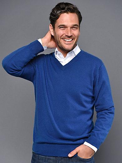 1e842109ac0 V-neck jumper - design VALENTIN