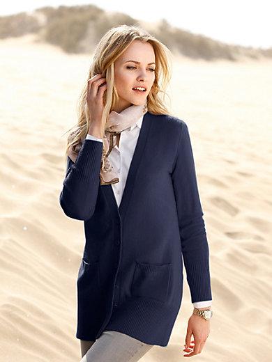 Peter Hahn Cashmere - Vest model Jennifer van 100% kasjmier