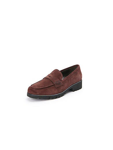 ebe8f4ea79b Peter Hahn exquisit - Loafers - burgundy