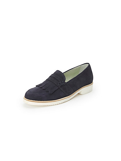 Shop Offer Sneakers in 100% leather Peter Hahn exquisit blue Peter Hahn Cheap New Arrival Low Shipping Online Great Deals Cheap Price Newest Online KuCLa6zhxn