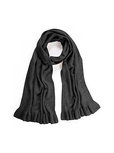Peter Hahn - Gebreide sjaal 100% kasjmier
