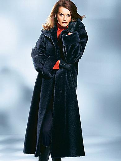 Peter Hahn - Hupullinen pitkä takki