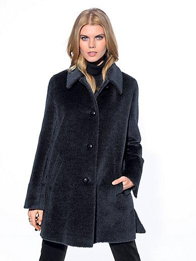 Peter Hahn - Jacket alpaca and new milled wool
