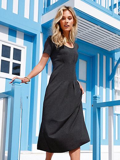 Peter Hahn - Jersey-Kleid mit 1/2 Arm