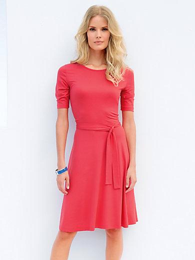 Peter Hahn - Jersey-Kleid mit längerem 1/2-Arm