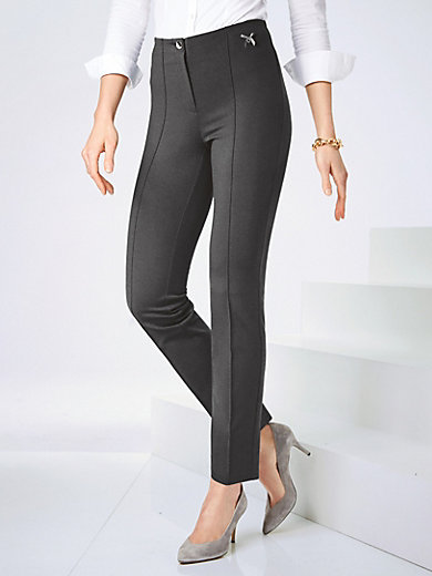Peter Hahn - Jersey trousers Barbara fit