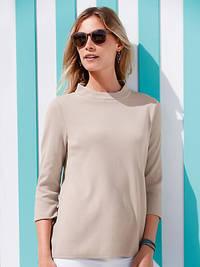 Peter Hahn - Jumper with 3/4-length sleeves
