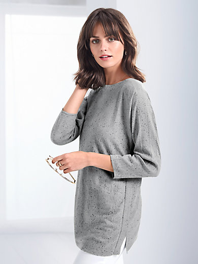 Peter Hahn - Jumper with 7/8-length sleeves