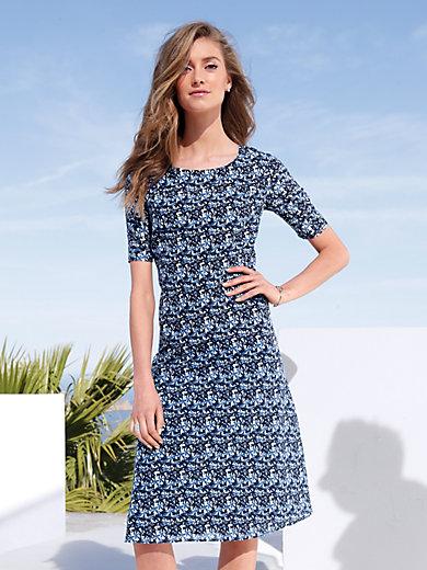 Peter Hahn - Kleid mit 1/2 Arm