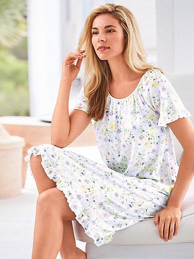 Peter Hahn - La chemise de nuit 100% coton