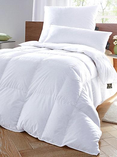 peter hahn la couette 4 saisons piquage 6x7 dim 135x200 cm blanc. Black Bedroom Furniture Sets. Home Design Ideas